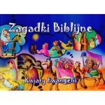 Zagadki biblijne w sklepie internetowym Księgarnia Dobrego Pasterza