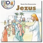 Jezus moim przyjacielem + CD w sklepie internetowym Księgarnia Dobrego Pasterza