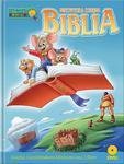 Niezwykła księga Biblia DVD + książka dla dzieci w sklepie internetowym Księgarnia Dobrego Pasterza