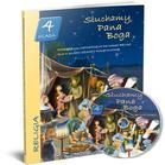 """Podręcznik metodyczny do nauki religii dla IV klasy szkoły podstawowej """"Słuchamy Pana Boga"""" w sklepie internetowym Księgarnia Dobrego Pasterza"""