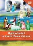 OPOWIEŚCI O ŻYCIU PANA JEZUSA DVD film dla dzieci w sklepie internetowym Księgarnia Dobrego Pasterza
