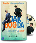 Jak Bóg Da film komedia DVD w sklepie internetowym Księgarnia Dobrego Pasterza