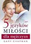 5 języków miłości dla mężczyzn, Gary Chapman w sklepie internetowym Księgarnia Dobrego Pasterza