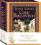 4xCD/DVD Złoty Pakiet Gier Biblijnych z obwolutą I Komunia Święta w sklepie internetowym Księgarnia Dobrego Pasterza