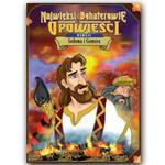 NAJWIĘKSI BOHATEROWIE OPOWIEŚCI BIBLII - SODOMA I GOMORA (DVD) w sklepie internetowym Księgarnia Dobrego Pasterza