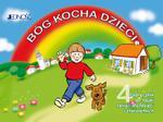 4-latki Bóg kocha dzieci Podręcznik do nauki religii w sklepie internetowym Księgarnia Dobrego Pasterza