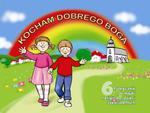 6-latki Kocham dobrego Boga Podręcznik do nauki religii w sklepie internetowym Księgarnia Dobrego Pasterza