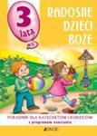 Radosne Dzieci Boże - poradnik dla katechetów i rodziców dzieci 3-letnich w sklepie internetowym Księgarnia Dobrego Pasterza
