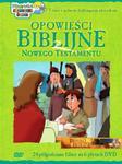 6xDVD Opowieści Biblijne z Now. Testamentu - filmy dla dzieci w sklepie internetowym Księgarnia Dobrego Pasterza