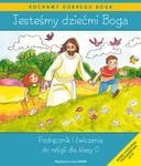 """JESTEŚMY DZIEĆMI BOGA podręcznik i ćwiczenia dla klasy """"0"""" w sklepie internetowym Księgarnia Dobrego Pasterza"""