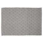 Sealskin 294213614 Trellis dywanik łazienkowy 60x90cm szaro/biały w sklepie internetowym AbcLazienki.pl
