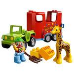 LEGO - Klocki LEGO 10550 - Pojazd cyrkowy - 10550 w sklepie internetowym Educco.pl