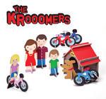 """Krooom - ekologiczne zabawki z kartonu - Ludziki """"the Krooomers"""" - zabawka z trwałego kartonu Krooom - K401 w sklepie internetowym Educco.pl"""