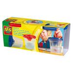 SES Creative - zabawki kreatywne, zabawki plastyczne, zestawy do malowania i modelowania, zabawki edukacyjne - Bezpieczny kubeczek do malowania - zabawka kreatywna dla dzieci - SE 00301 w sklepie internetowym Educco.pl