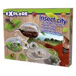 SES Creative - zabawki kreatywne, zabawki plastyczne, zestawy do malowania i modelowania, zabawki edukacyjne - Mrówkarium - akwarium do obserwacji owadów - 25005 w sklepie internetowym Educco.pl