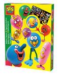 SES Creative - zabawki kreatywne, zabawki plastyczne, zestawy do malowania i modelowania, zabawki edukacyjne - Balonikowe stworki - zabawki kreatywne - 00959 w sklepie internetowym Educco.pl
