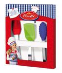 SES Creative - zabawki kreatywne, zabawki plastyczne, zestawy do malowania i modelowania, zabawki edukacyjne - Prawdziwe przybory kuchenne - 09422 w sklepie internetowym Educco.pl