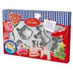 SES Creative - zabawki kreatywne, zabawki plastyczne, zestawy do malowania i modelowania, zabawki edukacyjne - Foremki do wycinania ciasteczek - 09428 w sklepie internetowym Educco.pl