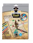 SES Creative - zabawki kreatywne, zabawki plastyczne, zestawy do malowania i modelowania, zabawki edukacyjne - Magiczna mapa skarbów - 09861 w sklepie internetowym Educco.pl