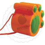 Educo - Kocie stopy (pomarańczowe) - zabawki do piaskownicy - 821384 w sklepie internetowym Educco.pl