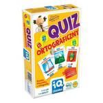 GRANNA - GRANNA IQ Gra Quiz Ortograficzny - 00147 w sklepie internetowym Educco.pl