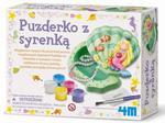 Puzderko z syrenką Zrób to sam 4M w sklepie internetowym Mazakzabawki.pl