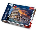 Puzzle 1500 el. Koloseum Rzym TREFL w sklepie internetowym Mazakzabawki.pl