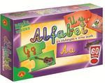 Alfabet puzzle Alexander w sklepie internetowym Mazakzabawki.pl