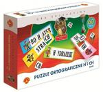 Puzzle ortograficzne H i CH Maxi Alexander w sklepie internetowym Mazakzabawki.pl