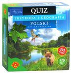 Gra Quiz Przyroda i Geografia Polski Alexander w sklepie internetowym Mazakzabawki.pl