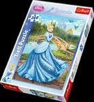 Puzzle 260 el. Zaczarowana suknia TREFL w sklepie internetowym Mazakzabawki.pl