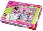 Puzzle Maxi 30 Przygody Minnie TREFL w sklepie internetowym Mazakzabawki.pl