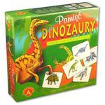 Gra pamięć dinozaury Alexander w sklepie internetowym Mazakzabawki.pl