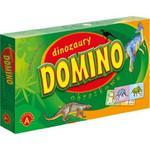 Gra Domino Dinozaury Alexander w sklepie internetowym Mazakzabawki.pl
