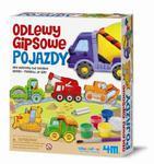 Odlewy gipsowe pojazdy 4M w sklepie internetowym Mazakzabawki.pl