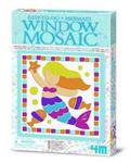 Mini mozaika okienna Syrenka 4M w sklepie internetowym Mazakzabawki.pl