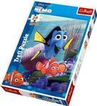 Puzzle 24 Maxi Nemo i Przyjaciele Trefl 14162 w sklepie internetowym Mazakzabawki.pl
