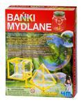 Bańki mydlane 4M Russell w sklepie internetowym Mazakzabawki.pl
