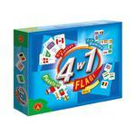 Gra edukacyjna 4w1 Flagi Alexander w sklepie internetowym Mazakzabawki.pl
