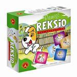 Gra edukacyjna pamięć Reksio Alexander w sklepie internetowym Mazakzabawki.pl