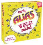 Gra Party Alias Wielki zakład Albi w sklepie internetowym Mazakzabawki.pl