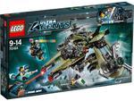 Operacja Huragan LEGO Ultra Agents 70164 w sklepie internetowym Mazakzabawki.pl