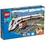 Super Szybki Pociąg Pasażerski LEGO City 60051 w sklepie internetowym Mazakzabawki.pl
