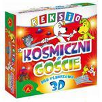 Gra Reksio Kosmiczni Goście 3D Alexander w sklepie internetowym Mazakzabawki.pl