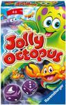 Gra Jolly Octopus mini Ośmiornica Ravensburger w sklepie internetowym Mazakzabawki.pl