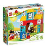 Moja pierwsza farma LEGO DUPLO 10617 w sklepie internetowym Mazakzabawki.pl