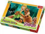 Puzzle 160 el. Scooby na ratunek Trefl 15235 w sklepie internetowym Mazakzabawki.pl
