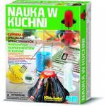 Nauka w kuchni 4M - Eksperymenty w sklepie internetowym Mazakzabawki.pl
