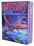 Pterozaur Wykopaliska Dino Szkielet 4M w sklepie internetowym Mazakzabawki.pl