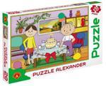 Puzzle 20 Maxi Bolek i Lolek Tort Alexander w sklepie internetowym Mazakzabawki.pl